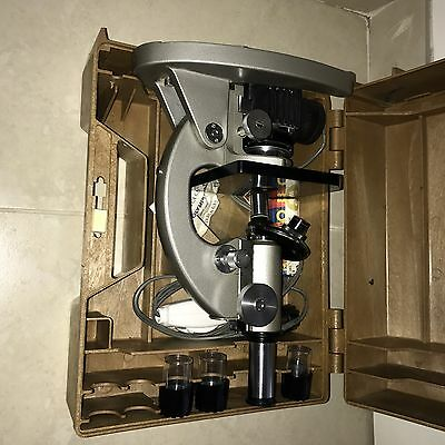 Olympus Tokoyo HSC Microscope In case