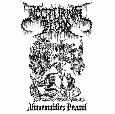 Nocturnal Blood - Abnormalities Prevail (USA), 2LP