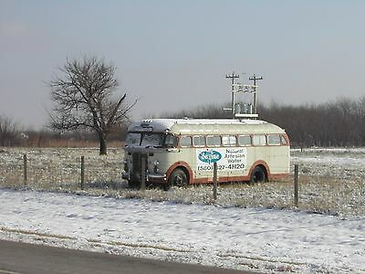 1947 Fitzjohn bus and or food truck