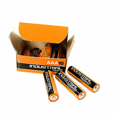 10+ 10 = 20 Duracell Procell AAA Alkaline Battery 1.5V MN2400 LR03 MICRO MINI