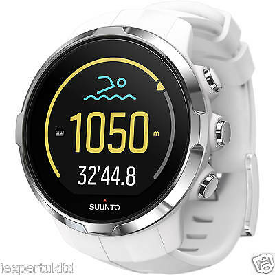Suunto Spartan Sport White GPS Watch MPN:SS022651000 NEW SEALED WARRANTY