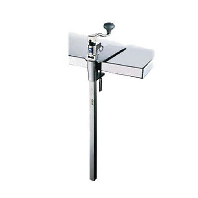 """Edlund G-2SL 22"""" Welded Shaft Manual Can Opener With Stainless Steel Base"""