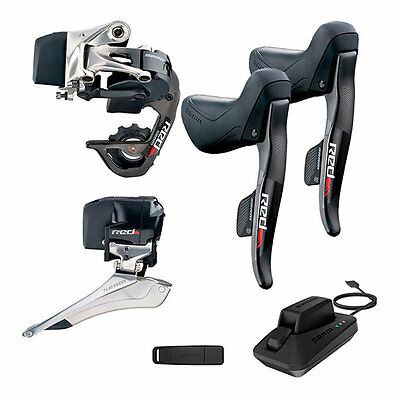 Gruppo completo SRAM Red eTap elettronico wireless corsa 2017-SR-00.3018.119.000