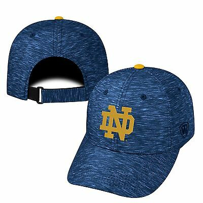 Notre Dame Fighting Irish Hat TOW NCAA Warpspeed Cap