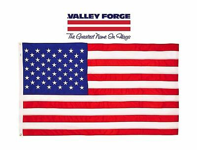 Valley forge us american flag 4x6 best cotton commercialheirloom valley forge american flag 4x6 100 cotton flag made in america publicscrutiny