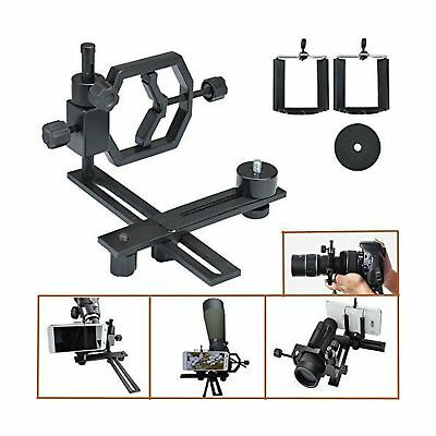 Gosky Fully Metal Telescope Camera Adapter Smartphone Adapter Telescope Stand Ho