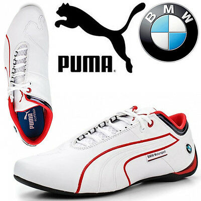 PUMA BMW MS Future Cat M1 Mens Trainers Motorsport F1 - Free Next Day Delivery