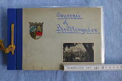 Fotos Berchtesgaden Obersalzberg Berghof Photo Album Original 20 Foto´s 1945