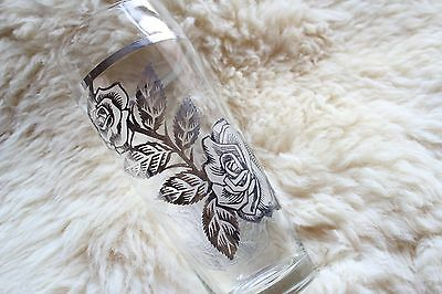 Antique Silver Plate Flower Vase