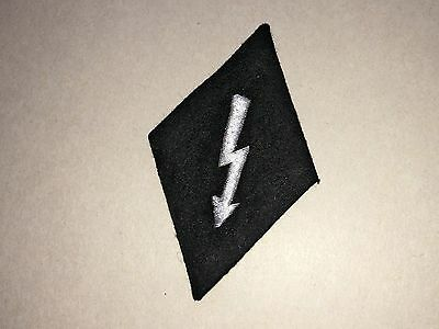 "Elite Officer's ""signal"" Sleeve Diamond, 100% Original, Rare"