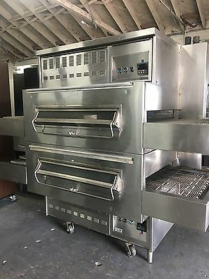 Middle By Marshall Conveyor Pizza Oven