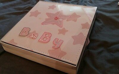 Baby Keepsake Record Book