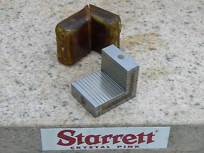 Angle Plate Magnetic Transfer Brass W/steeltoolmaker Surface Grind