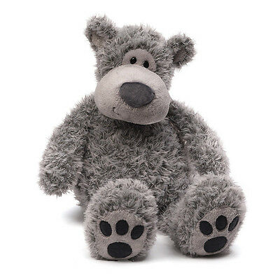 Gund 20 inch Slouchers Plush Teddy Bear
