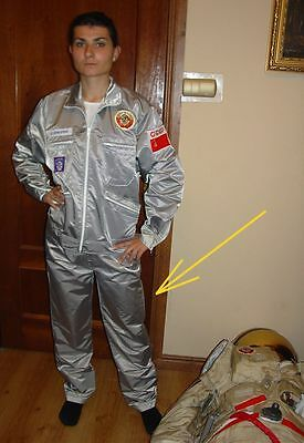 Russia Silver Pants from the PK space suit Soviet moon program