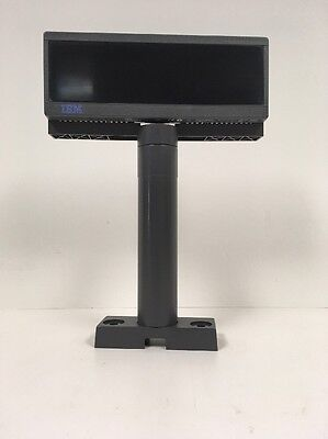 Ibm Single Sided Pole Display Iron Grey Pn 14Jo745 *new In Box*qty Available