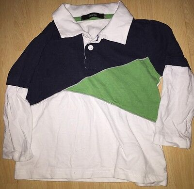 Boys top for 18-24 months from George - excellent condition