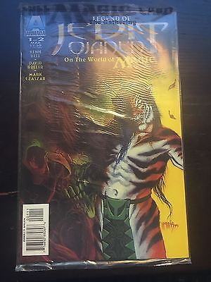 Magic the Gathering Legend of Jedit Ojanen (1996) #1 VF Very Fine Marvel Comics