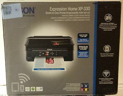 Epson XP-330 Small-in-One Printer