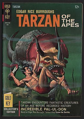 Tarzan of the Apes #167 F+ 6.5 Cream to Off White Pages