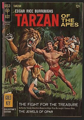 Tarzan of the Apes #161 VG 4.0 Cream to Off White Pages
