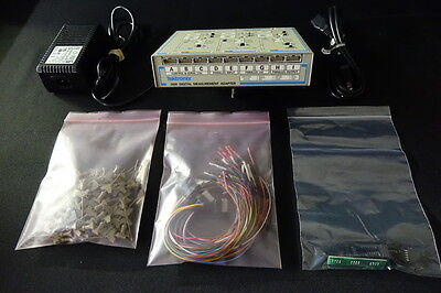 Tektronix 2600 Digital Measurement Adapter with 80 KlipChip Probes, Test Leads