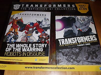 Transformers The Definitive G1 Collection HB Graphic Novel Vol' 6 New Sealed