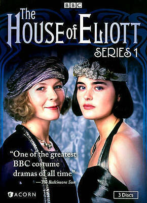 The House Of Eliott - Series One (DVD, 2013, 3-Disc Set) Brand New