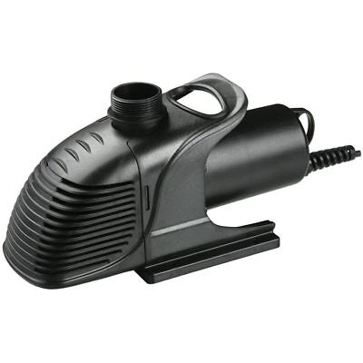 Pondmaster HY-Drive 6600 GPH Submersible Waterfall / Pond Pump