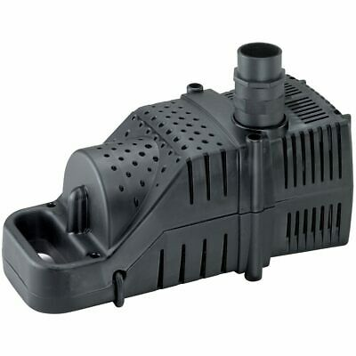 Pondmaster ProLine HY-Drive 2100 GPH Submersible Waterfall / Pond Pump