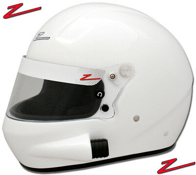 ZAMP - RZ-58 Side Forced Air SA2015 Helmet - Auto Racing Fresh Air - Snell Rated