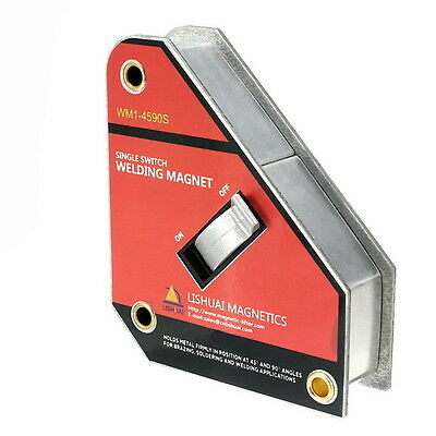 [NEW] Strong Single Switch Welding Magnet On/Off Switch Magnetic Clamp Small Siz