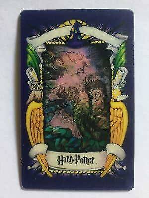 Harry Potter Chocolate Frog Card - Devil's Snare