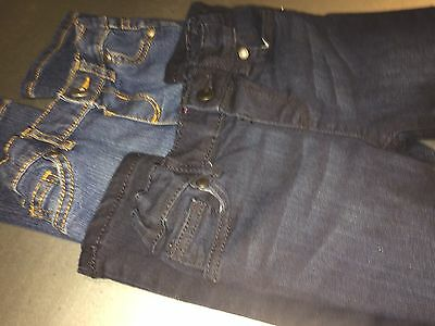 Girl's The Children's Place Jeans Size 3T, 2 Pair