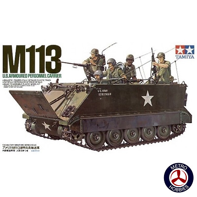 Tamiya 1/35 US M113 Armoured Personnel Carrier T35040 Brand New