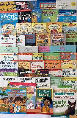 Picture Books X 53  Bulk Set Read To Learn Read Primary Resources Children's