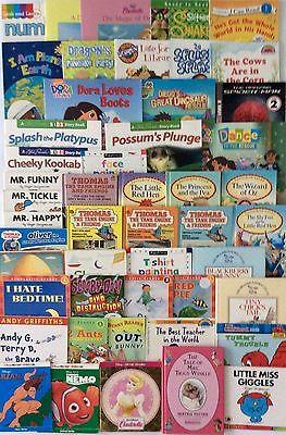 Picture Books X 51 Bulk Set Read To Learn Read Primary Resources Children's