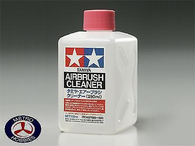 Tamiya Airbrush Cleaner 250ml T87089 Brand New