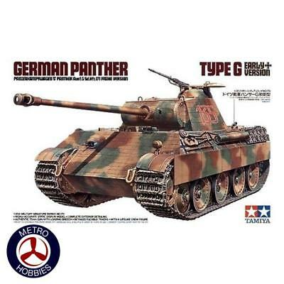 Tamiya 1/35 Ger. Panther G Early T35170 Brand New