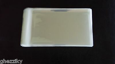 100 - SELF ADHESIVE SEAL 2x2 PLASTIC BAG CLEAR MINI SMALL BAGS