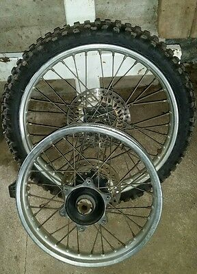 honda xr600 wheels