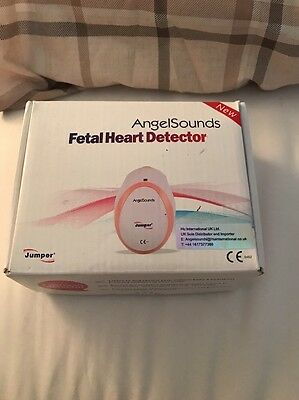 Excellent Condition Angelsounds Fetal Heart Detector / Doppler RRP £25