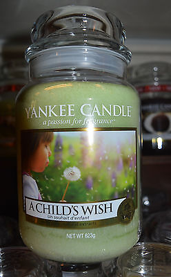 Yankee Candle A Child´s Wish 623 gr.