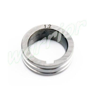 "MIG MAG Welding Wire Feeder Wheel Roller V Groove 0.8mm 1.0mm 0.040""-0.045"""