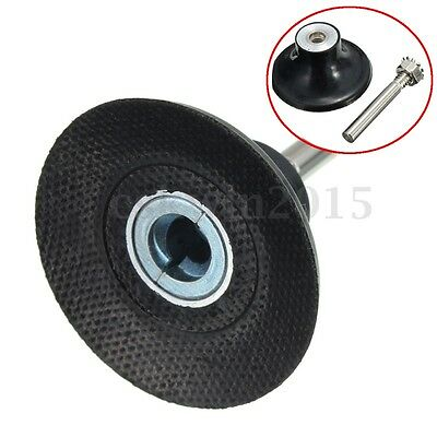 """2 inch Backing Pad 1/4"""" Shank Lock Rotary Sanding Disc Holder for 3M Roloc Discs"""