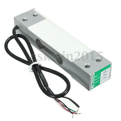 50Kg Weighting Sensor Parallel Beam Load Cell Scale Sensor w/ Shielding Cable