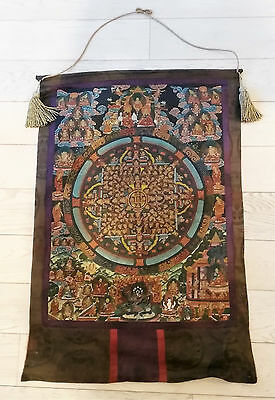 Beautiful Tapestry from Tibet