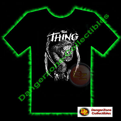 The Thing Horror T-Shirt by Fright Rags (Medium) - NEW