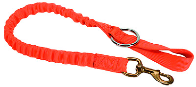 Weaver Leather Arborist Lineman Bungee Chainsaw Strap W/1Rings 08-98225