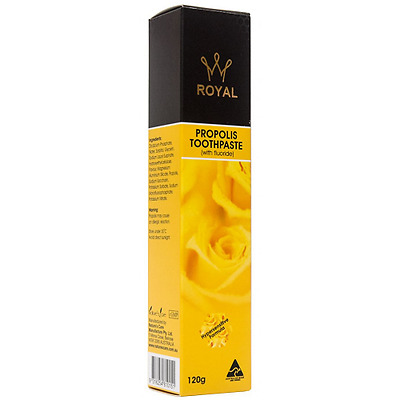 Nature's Care Royal Propolis Toothpaste 120g.